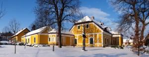Jankovich Kúria télen